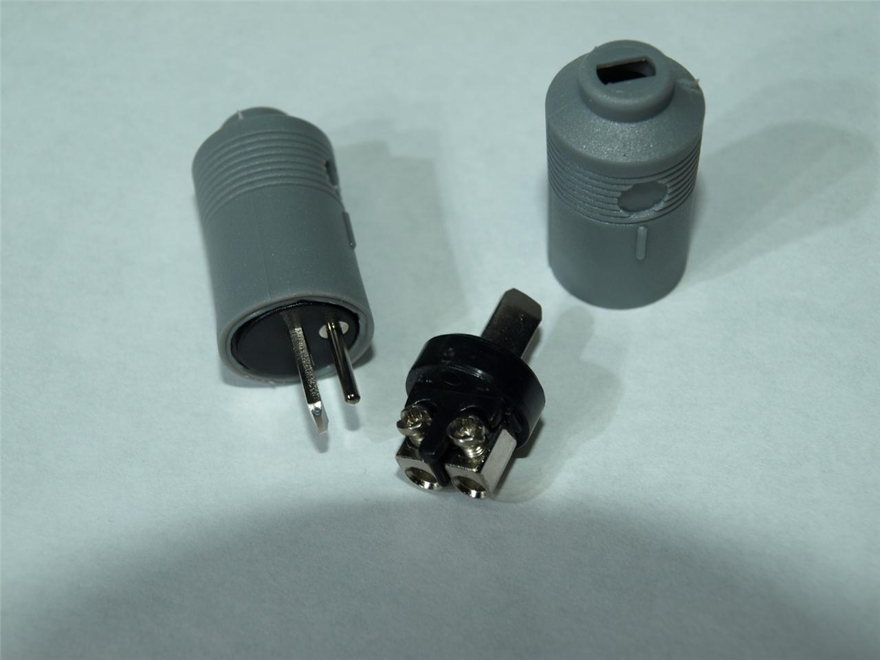 2 Pin Din Speaker Plug Quality Dream Audio